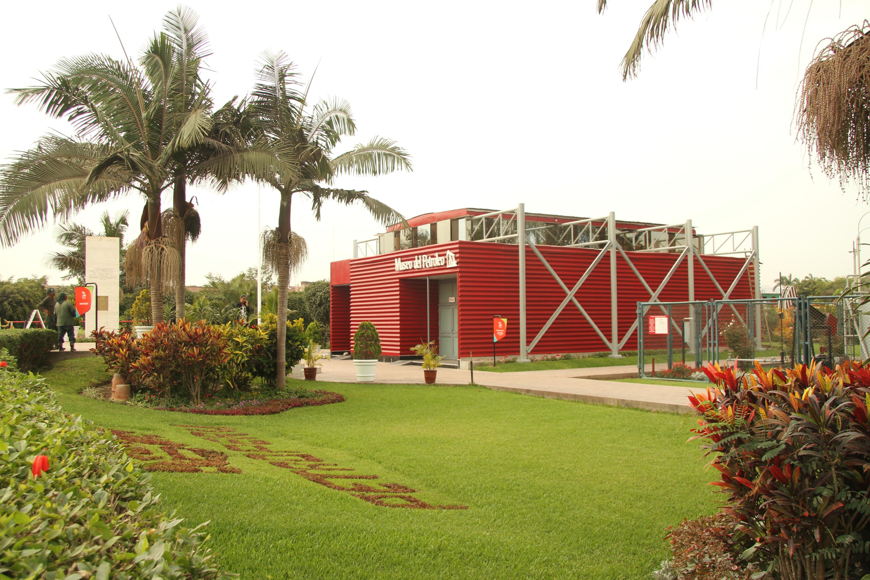 El Museo del Petróleo
